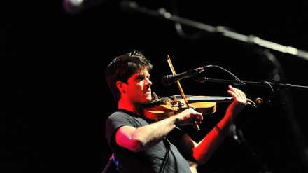 Seth Lakeman playing at The Met. Photo by Photo by James Maddox Maddox