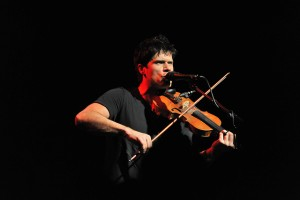 Seth Lakeman playing at The Met. Photo by James Maddox