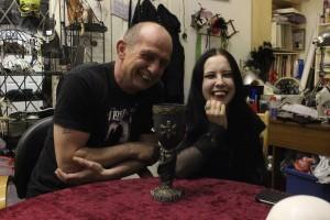 Elder Vampyre and Lillith