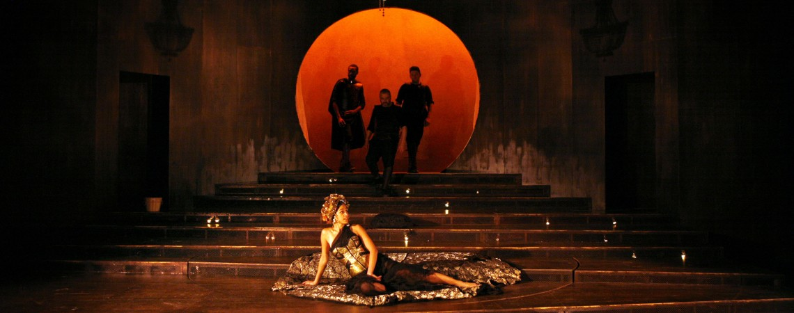 The Odyssey at Liverpool Everyman theatre.