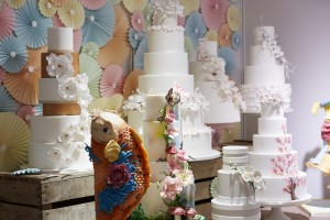 Sweet as Sugar Cakes at The National Wedding Show