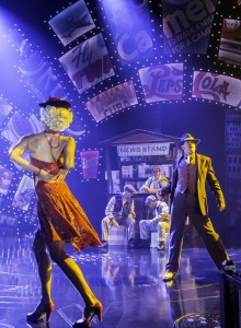 The Company of Guys and Dolls - photo by Johan Persson