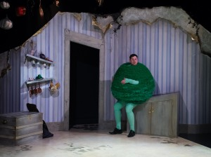 Graham Hicks, The Pea - photo by Brian Roberts