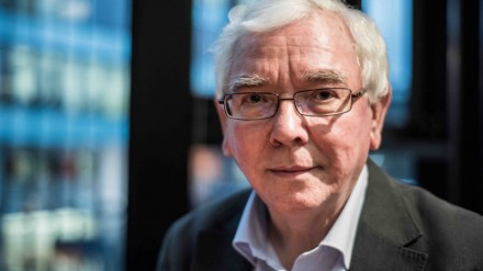 Terence Davies by Chris Payne