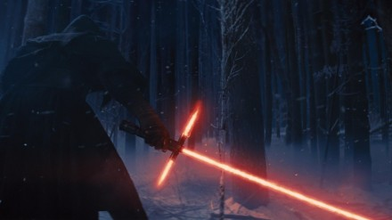 Kylo Ren, The Force Awakens