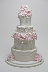 Ann's Designer Cakes at The National Wedding Show,