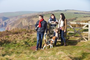 Get Back to Nature, inspiring families to enjoy the British countryside
