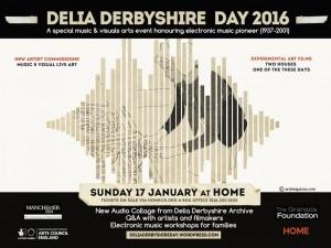 Delia Derbyshire Day