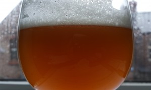 Beer and rain 1