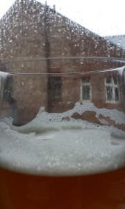 Beer and rain 3