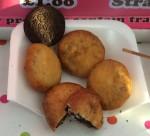 Deep Fried Oreo Doughnuts