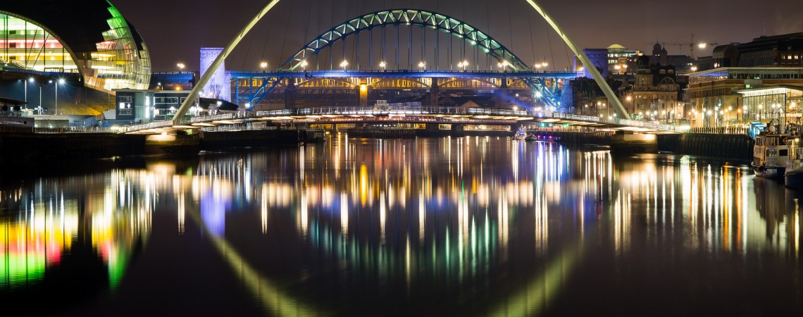 The River Tyne