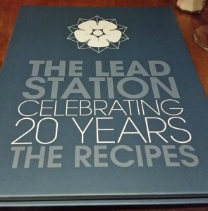 The Lead Station Cookbook