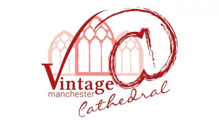 Vintage Manchester Cathedral