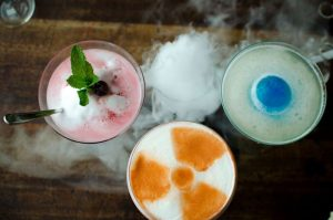 Science Themed Cocktails