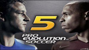 Pro Evolution 5