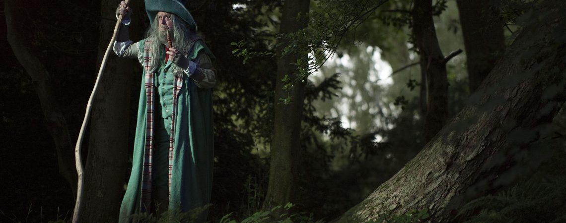 Russell Richardson as Gandalf