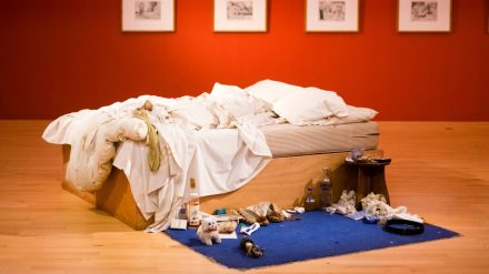 Tracey Emin's Bed, Tate Liverpool