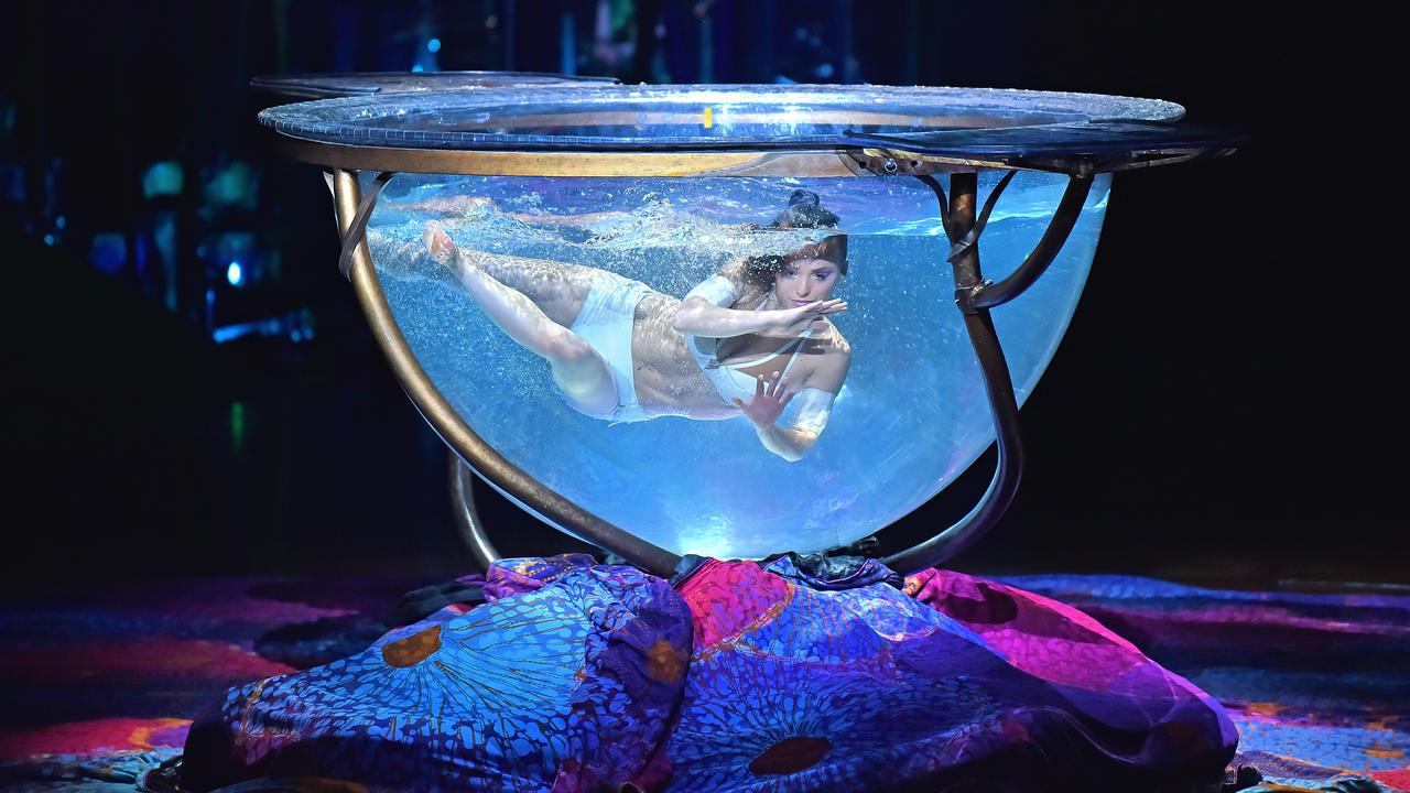 Northern Soul Review Amaluna Cirque Du Soleil Manchester