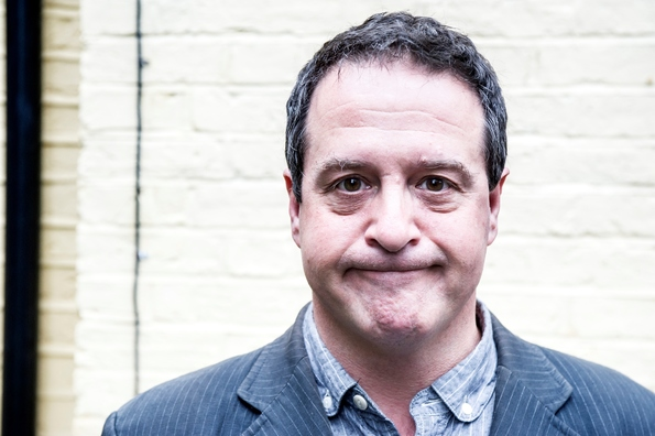 MARK THOMAS image by Steve Ullathorne