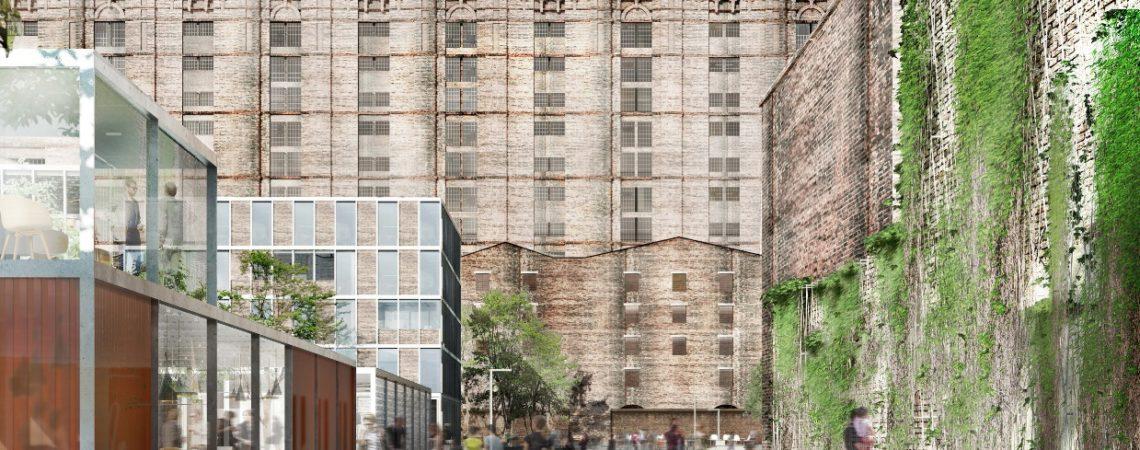 Ten Streets - Liverpool's new creative district - CGI