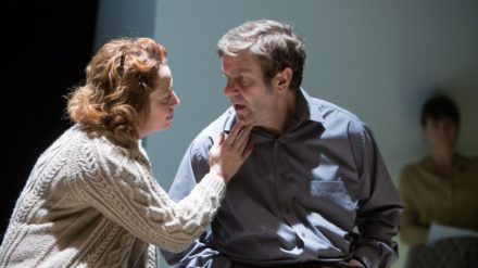 Ashes, The Octagon Theatre, image by Jonathan Keenan