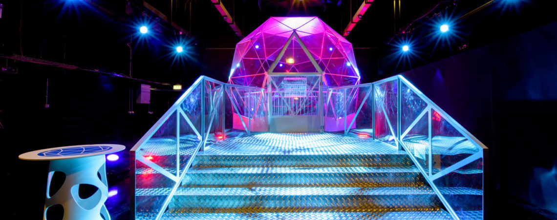 The Crystal Dome, The Crystal Maze Experience