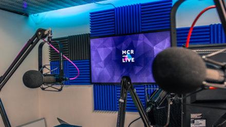 MCR Live Studio