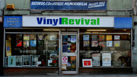 Vinyl Revival, image by Fco Javier Heras