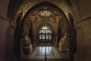 Entrance Hall image by Manchester Town Hall press office
