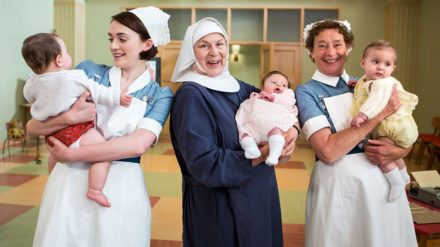 Call the Midwife, BBC