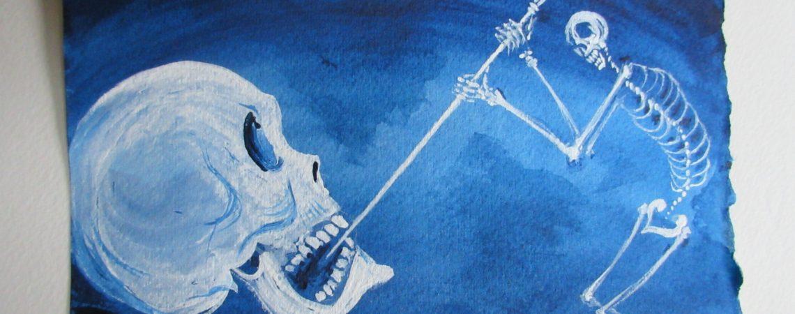 John Spinks, Skeletons