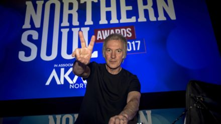 The Northern Soul Awards 2017 - Clint Boon