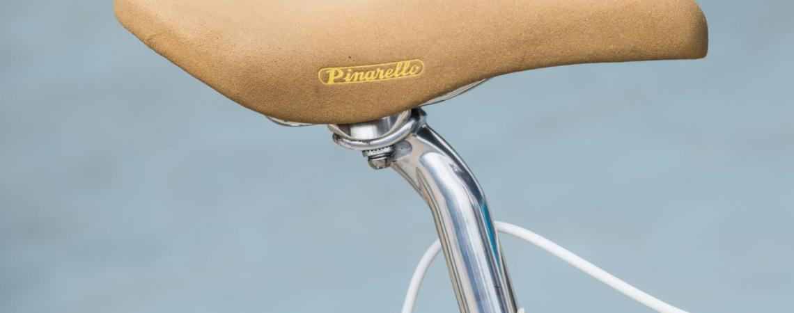 Bicycle seat, image by chris payne