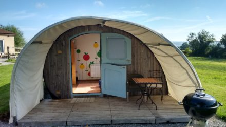 Glastonbury pod
