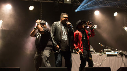 Sugarhill Gang, Cotton Clouds Festival