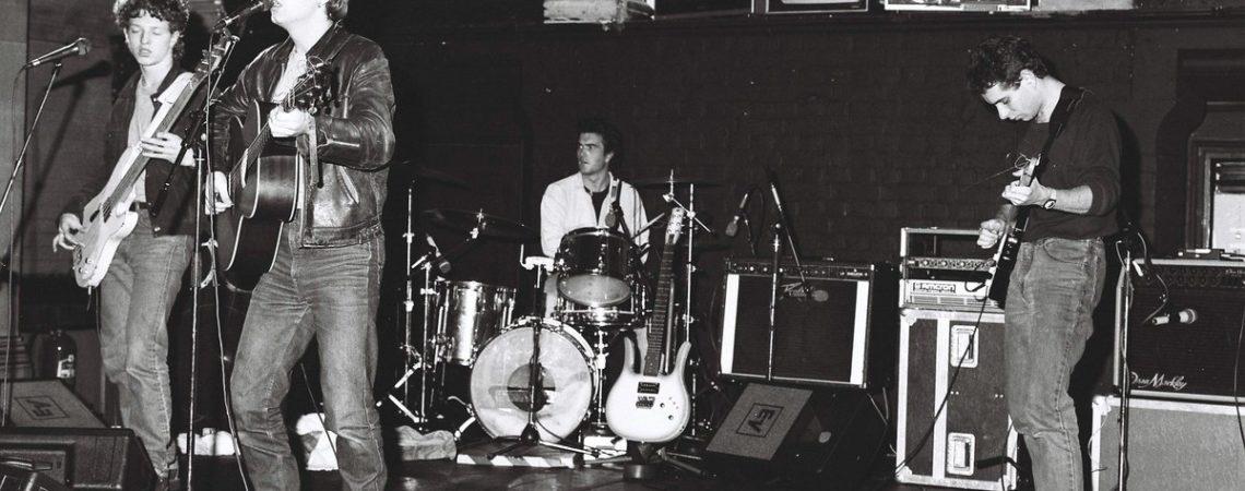 Lee Mavers, The La's. Photo by Jake Summerton