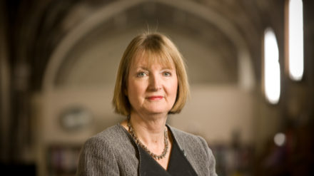 Harriet Harman, Manchester International Festival