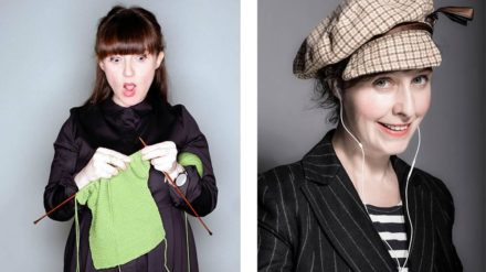 Women in Comedy - Jo Enright and Jo Neary