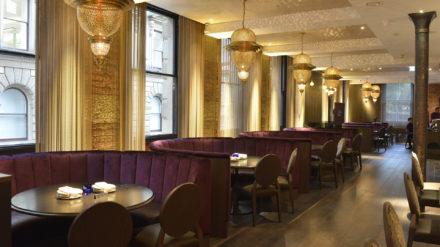 Ashas restaurant Manchester