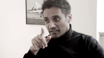 Amir Hussain, chief executive of YEME Architects