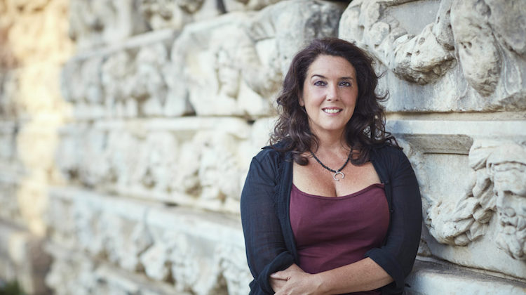 Bettany Hughes © Channel 5