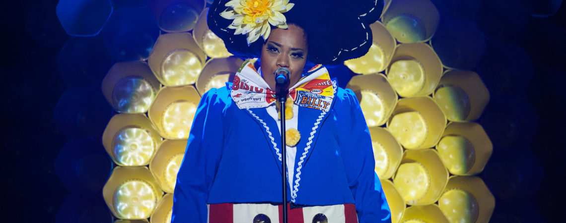 Hot Brown Honey pic 05 - photo by Dylan Evans