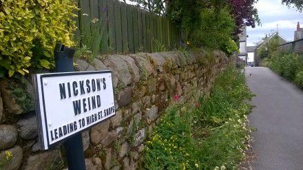 Nickson's Weind