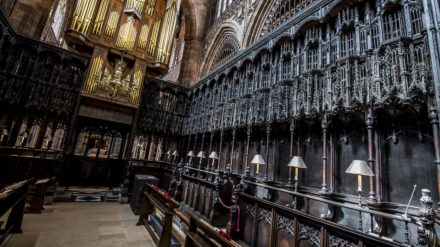 Mcr Cathedral shots Apr 2018 image by Chris Payne