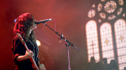 Courtney Barnett, Albert Hall, Nicola Jackson