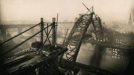Main image: Tyne Bridge, Tyne & Wear Archives & Museums