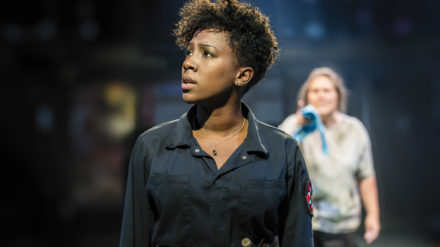 Jade Anouka, Queen Margaret. Image by Johan Persson