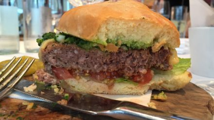 Moving Mountains B12 Burger