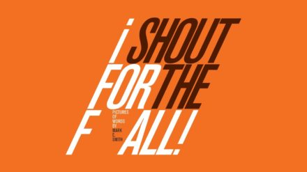 I Shout for The Fall, Ruth Sykes and Emily Wood